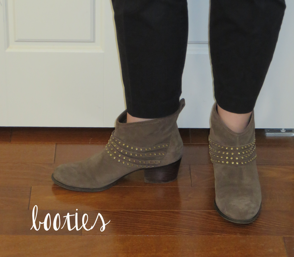 Ideas for wearing cropped pants in winter weather ~ www.hayesdays.com