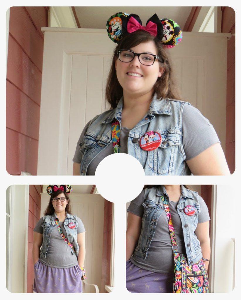 what to wear to Disney Parks :: www.hayesdays.com