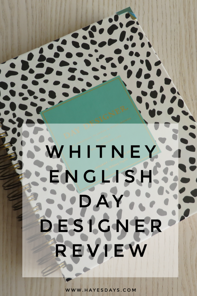 whitney english day designer in depth review :: www.hayesdays.com
